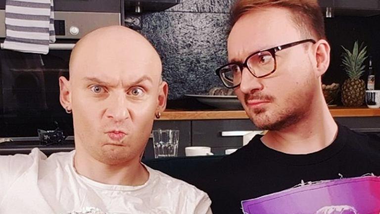 Mariusz Kozak i Jacek Szawioła