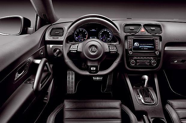VW Scirocco R 2.0 TSI DSG