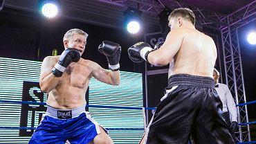 Prezydent Jacek Jaśkowiak wystawił na aukcję WOŚP trening bokserski