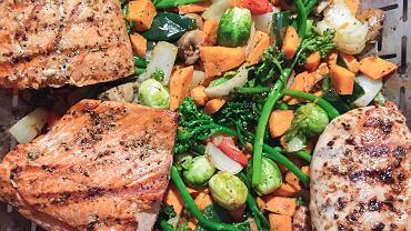 Dieta białkowa - czyli jak schudnąć 5 kilogramów w miesiąc