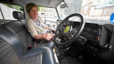 Po 11 miesiącach pani Małgorzata odzyskała kluczyki do land rovera