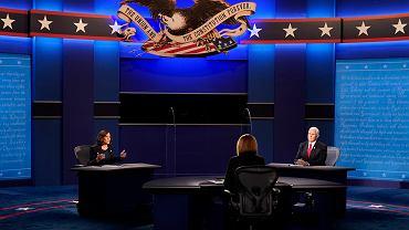 Debata kandydatów na wiceprezydenta USA