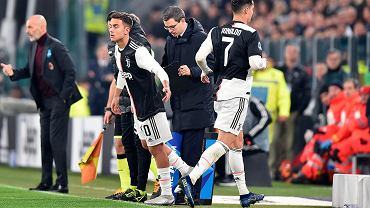 Cristiano Ronaldo został zmieniony w 2. meczu z rzędu