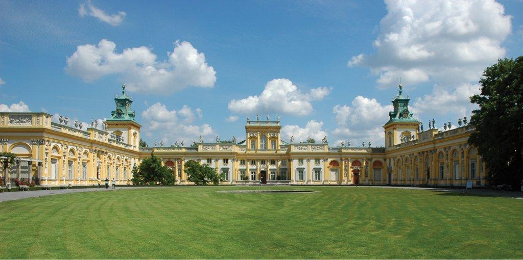 Pałac w Wilanowie / Materiały prasowe