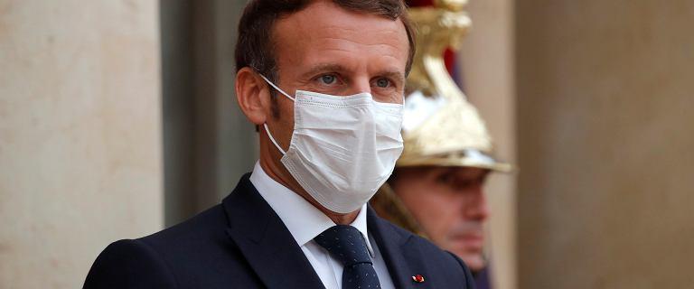 Francja ogłasza kolejny lockdown. Wyjście z domu tylko z certyfikatem