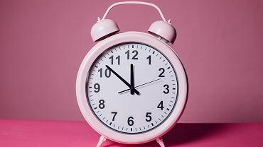 zegar (zdjęcie ilustracyjne)