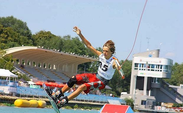 Massimiliano Piffaretti: Byłem słaby w piłkę, zrobię rewolucję w wakeboardzie