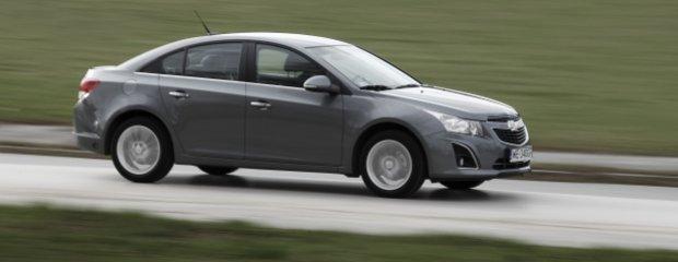 Chevrolet Cruze 4d 1.8 LPG   Test   Chłodna kalkulacja
