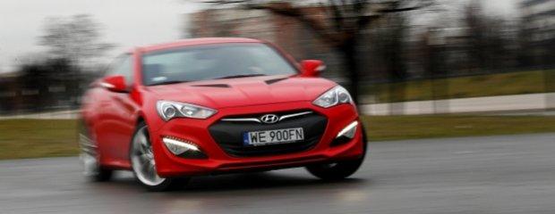Hyundai Genesis Coupe 3.8 V6 | Test | Hyundai, jakiego nie znacie!