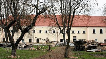 Grodzieński klasztor Brygidek przechodzi kapitalny remont