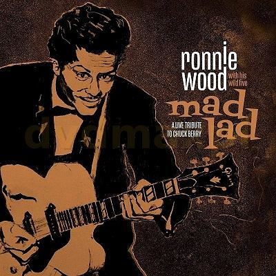Ronnie Wood 'Mad' Lad, BMG