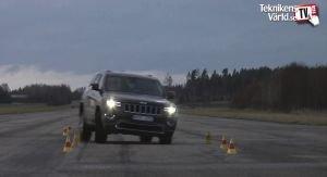 2014 Jeep Grand Cherokee - test łosia