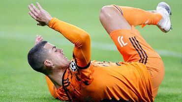 Ronaldo wypiął się na rywala po meczu LM. Piłkarz pożalił się w mediach