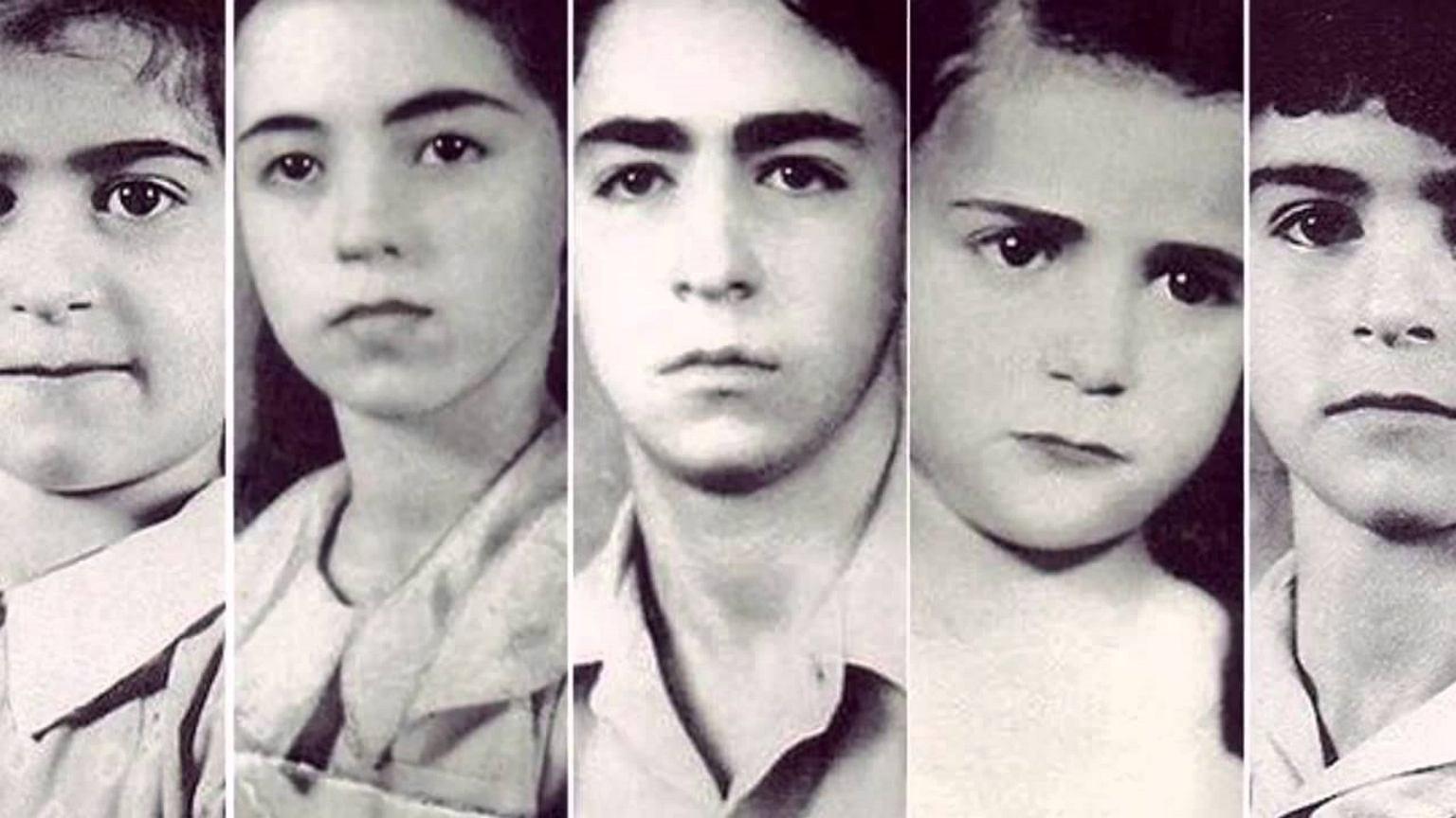 Pięcioro dzieci z rodziny Sodderów zaginęło w 1945 roku