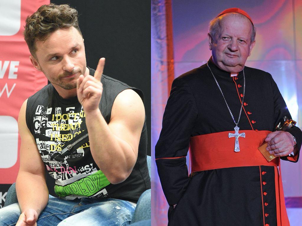 Qczaj wypowiada się w sprawie pedofilii w kościele