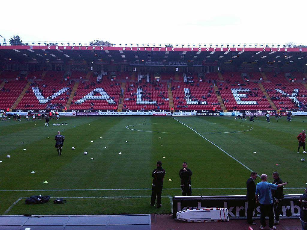 Stadion Charlton Athletic