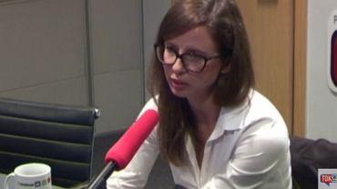 Mec. Anna Mazurczak z biura Rzecznika Praw Obywatelskich