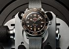 Omega prezentuje nowy zegarek Bonda. Oto Seamaster Diver 300M 007 Bond Edition