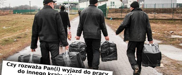 Zabraknie rąk do pracy? Jeszcze nigdy tylu Ukraińców nie deklarowało chęci wyjazdu