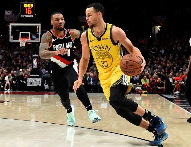 NBA 2018/2019. Wyniki środowych meczów. Portland lepsze od GSW