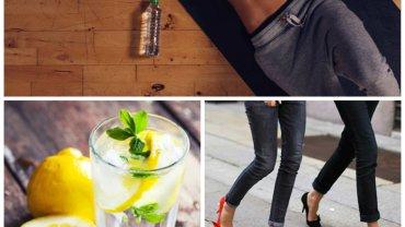 dieta i sposoby na płaski brzuch