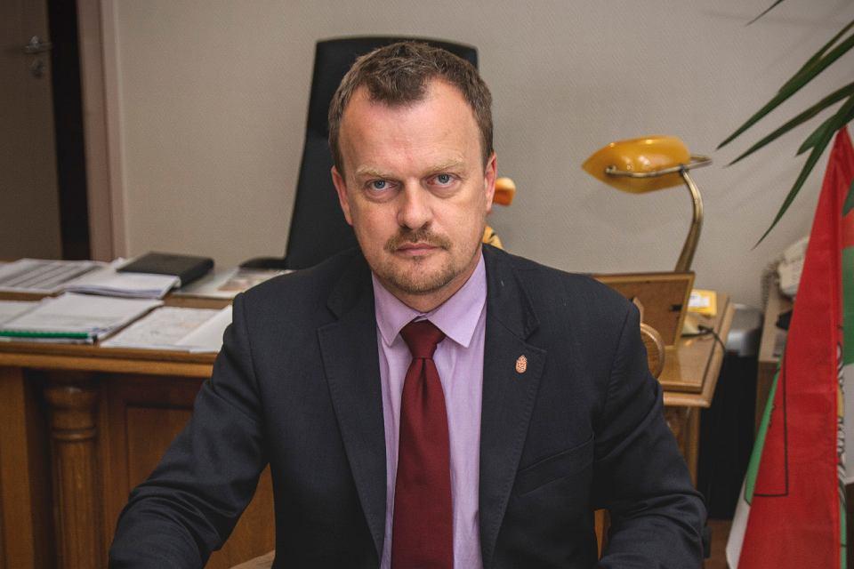 Arkadiusz Chęciński, prezydent Sosnowca