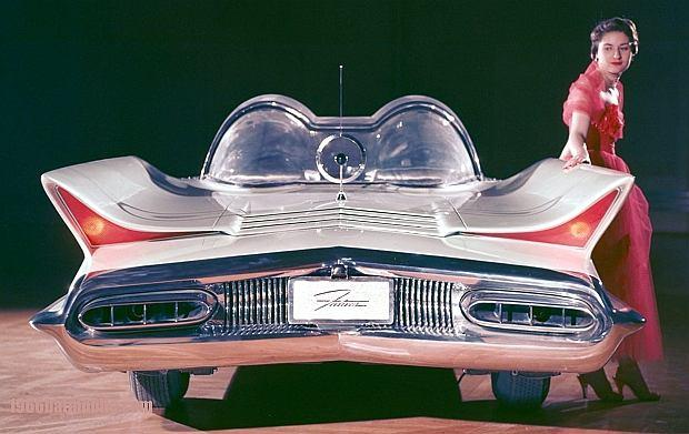 Lincoln Futura Concept