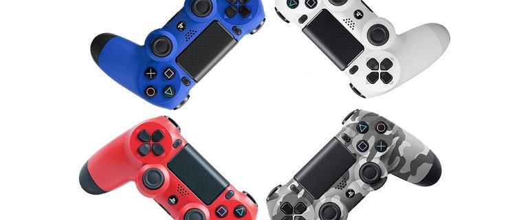 Nie wyrzucajcie padów do PS4. DualShocka 4 użyjecie do PlayStation 5