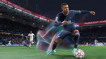 Kylian Mbappe w FIFA 22