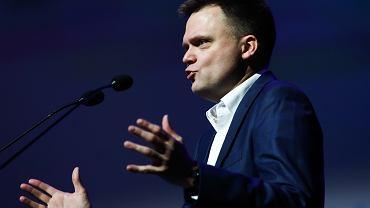 Szymon Hołownia: Jest kilka rzeczy, w których chcę spróbować nadać naszej narodowej rozmowie nowy ton