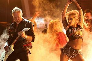 Mettalica i Lady Gaga wystąpili razem na gali Grammy