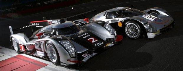 Audi i 24h Le Mans   Dominatorzy XXI wieku