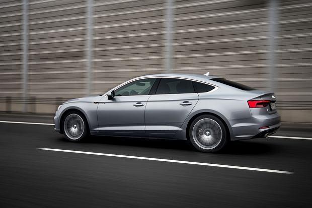 Audi A5 Sportback 2.0 TFSI | Pierwsza jazda | Dwa światy