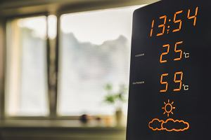 Domowa stacja pogodowa - przewidzi pogodę na kilka dni do przodu