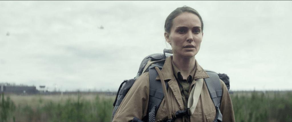 Natalie Portman w zwiastunie filmu 'Anihilacja' / Screen z Youtube.com/Paramount Pictures