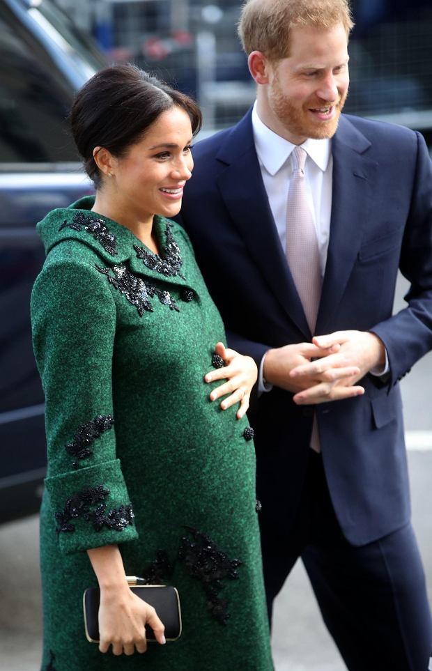 Meghan Markle i książę Harry odwiedzili Canadian House w Londynie