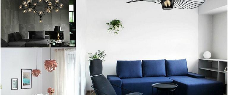Najchętniej kupowane lampy do mieszkania - niektóre modele są przecenione