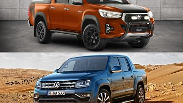 Toyota Hilux kontra Volkswagen Amarok
