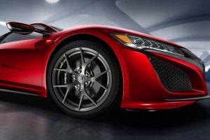 Salon Detroit 2015 | Honda NSX  | Dziesięć lat później