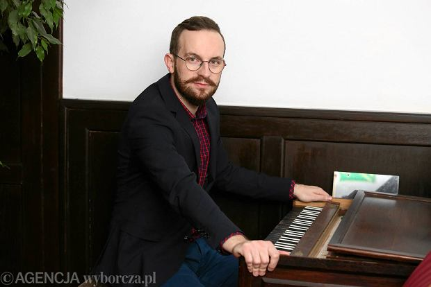 31-letni Dariusz Przybylski skomponował już sześć oper. Jak wygląda praca kompozytora?
