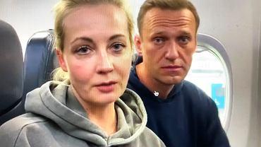 Julia Nawalna, Aleksiej Nawalny