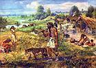 """Skąd się wzięło """"f"""" i """"w""""? Naukowcy wyjaśnili zagadkę sprzed 10 tys. lat"""