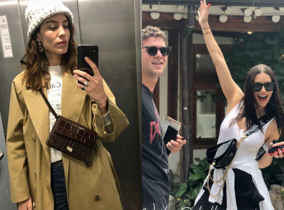 Torebki Chylak mają w swojej szafie między innymi Alexa Chung i Adriana Lima.