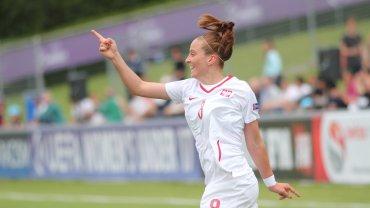 Ewelina Kamczyk strzeliła zwycięskiego gola w finale mistrzostw Europy do lat 17