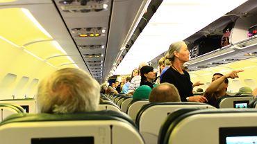 Wybór miejsca w samolocie, na co zwracać uwagę?