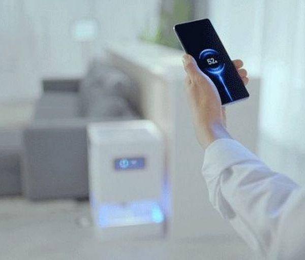 Nowy sposób ładowania smartfonów