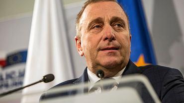 Grzegorz Schetyna - przewodniczący PO