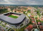 GKS Tychy. Prześwietliliśmy nowy stadion! Robi wrażenie [ZDJĘCIA]