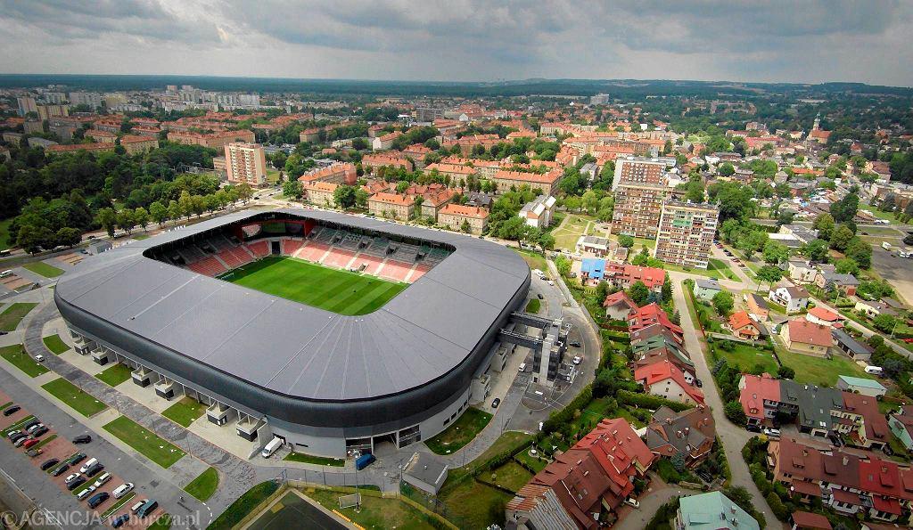 Nowy stadion GKS-u Tychy