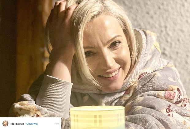 Dorota Szelągowska jak Marilyn Monroe. Nowa fryzura i makijaż zachwyciły internautów